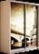 Шкаф-купе Дуо 1200/2200/600 (Фотопечать Париж) - фото 11630