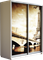 Шкаф-купе Дуо 1200/2200/450 (Фотопечать Париж) - фото 14732