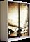 Шкаф-купе Дуо 1400/2200/450 (Фотопечать Париж) - фото 14807